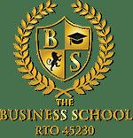 The Business School Logo